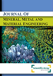 Journal of Mineral, Metal and Material Engineering